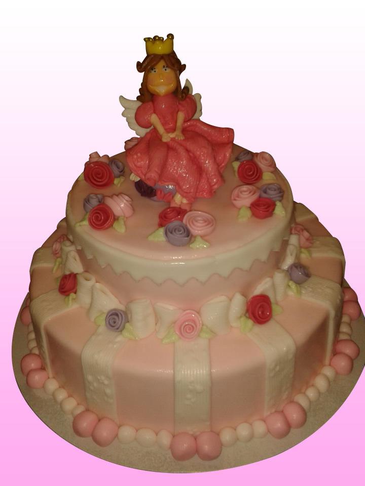 Grosse Prinzessin Torte